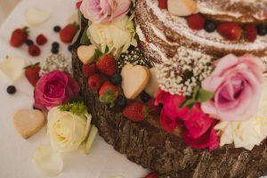naked cake dorset